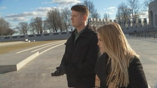 Lynden couple in D.C. hopes for unity after inauguration