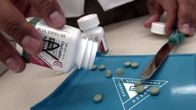 Everett poised to sue maker of OxyContin over opioid epidemic