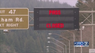 I-90 over Snoqualmie Pass open in both directions