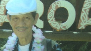 74-year-old man shot by stray bullet dies