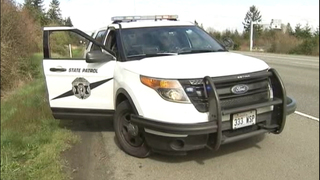 Trooper hurt by driver during Everett DUI stop