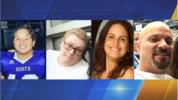 Hunter E. Schaap, 16, Johnathon F. Higgins, 16, and 37-year-old Christale Lynn Careaga, and 43-year-old John Careaga died of homicidal violence.