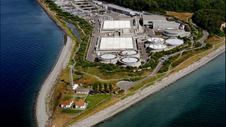 West Point treatment plant not yet