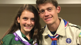 15-year-old New York City girl spearheads campaign to make Boy Scouts coed