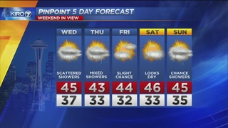 KIRO 7 PinPoint Weather for Feb. 19