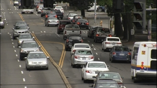 Seattle ranks 10th in country for time spent in traffic