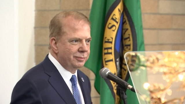 Mayor's office: Murray willing to sue President Trump over executive orders