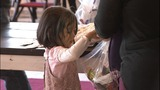 VIDEO: Volunteers in Seattle fill bags for homeless