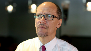 Ex-Labor Secretary Perez voted Dem chairman