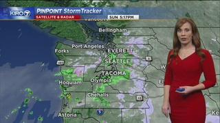 KIRO 7 PinPoint Weather for Sunday, Feb. 26