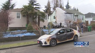 Neighbor Arrested for Suspected Arson in South Seattle