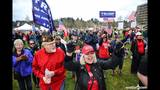 PHOTOS: Rally Saturday afternoon in Olympia, Wash. - (9/13)