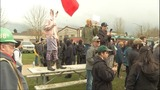 PHOTOS: Rally Saturday afternoon in Olympia, Wash. - (12/13)