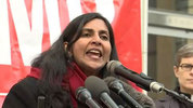 File photo of Seattle City councilwoman Kshama Sawant