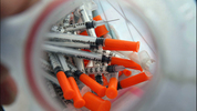 Overdose deaths are at an all time high in Seattle and King County. (AP image)