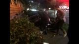 One sent to hospital after Homan Road crash - (5/7)