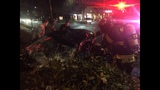 One sent to hospital after Homan Road crash - (4/7)