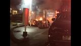 One sent to hospital after Homan Road crash - (6/7)