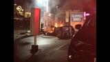 One sent to hospital after Homan Road crash - (7/7)