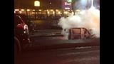One sent to hospital after Homan Road crash - (2/7)