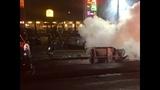 One sent to hospital after Homan Road crash - (3/7)