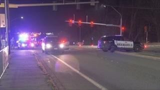 Deputy hurt in Lynnwood crash