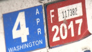 State Legislature considering bill to reduce vehicle license tabs