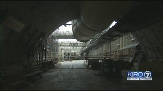 Bertha breakthrough might come late next week