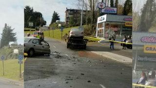 Fatal crash under investigation in Burien