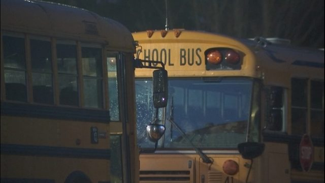 Bus driver accused of pushing special needs student will be