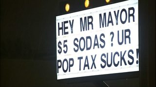 White Center restaurant ramps up soda tax fight