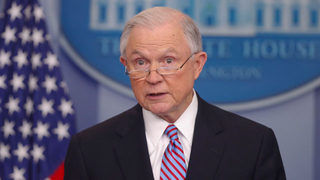 AG Jeff Sessions: Sanctuary cities 'endangering lives of every American