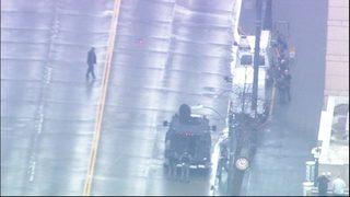 Knife-wielding man in downtown Seattle taken into custody
