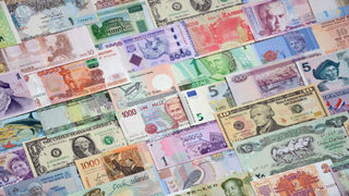 A few tips to start your new currency collection