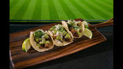 Poquitos authentic Mexican cuisine takes over the Northwest Mex Concept at Edgar's Cantina and Edgar's Tacos with a selection of street-style tacos. Offerings also include authentic toasted grasshoppers with chile-lime salt seasoning.