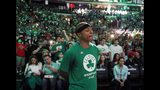 PHOTOS: Isaiah Thomas wears message for… - (5/17)