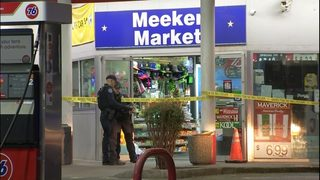 One man dead, 1 injured in shooting at Kent gas station
