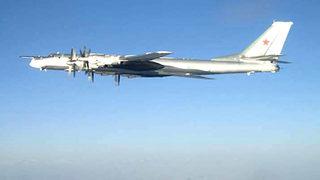 US intercepts two Russian bombers off Alaska
