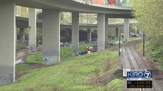 Tacoma continues encampment ban, puts $1.9M into tent site