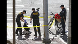 PHOTOS: Two Seattle Police Officers shot… - (39/44)
