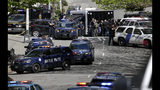 PHOTOS: Two Seattle Police Officers shot… - (42/44)
