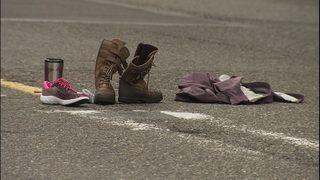 Pedestrian struck by truck in downtown Seattle