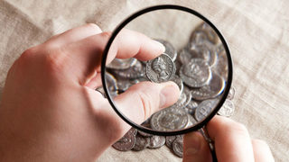 Coin collecting cheat sheet