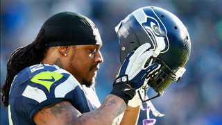 Former Seahawk Marshawn Lynch takes out full page ad in Seattle Times to…