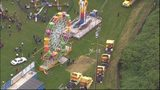 PHOTO: 3 fall from Ferris wheel at Port… - (3/8)