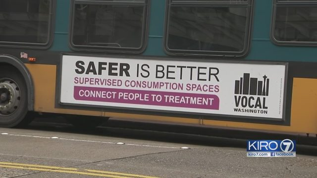 Timeline: The fight for Seattle-area injection sites and cases