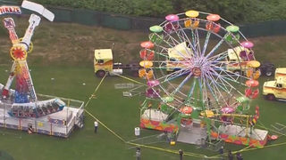 State revokes operating permit for Ferris wheel after 3 fall from ride