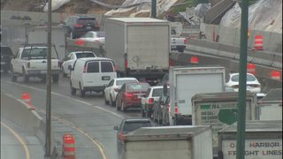 Drivers should be prepared for new traffic pattern on I-405 in Renton