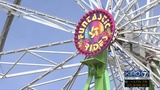VIDEO: 3 fall from Ferris wheel in Port Townsend; damage found on pod gate