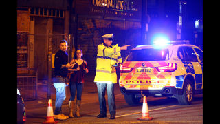 PHOTOS: Attack at Ariana Grande concert in Manchester, England